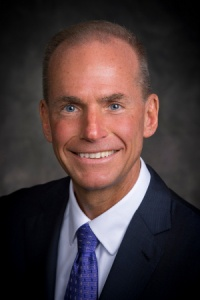 Muilenburg appointed as Boeing chief executive as McNerney steps down