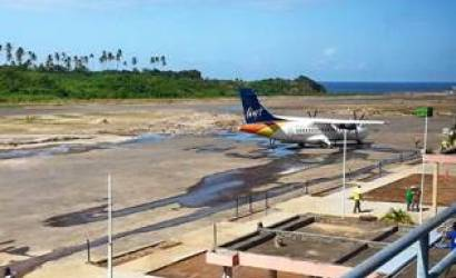 Douglas-Charles Airport in Dominica reopens following tropical storm