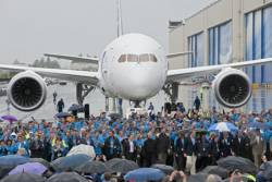 Boeing delivers first 787 Dreamliner to All Nippon Airways
