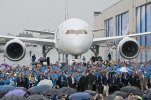 Boeing to Showcase 787 Dreamliner at 2012 FIDAE Air Show
