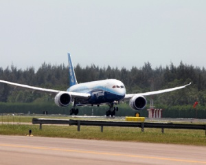 Dreamliner back in the air within 'weeks'