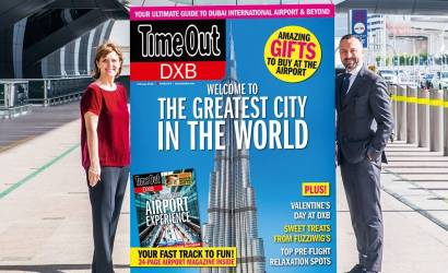 Dubai Airports to welcome own Time Out title