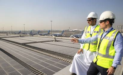 Dubai Airports moves towards solar-powered future