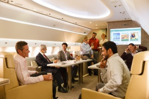 Emirates launches private jet service