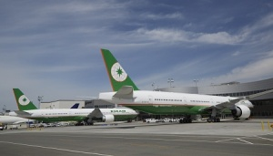 EVA Air to go daily on Paris-Taipei route