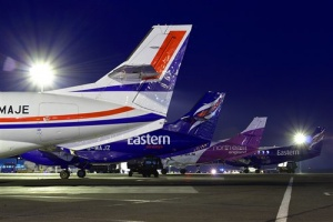 New possibilities as Eastern Airways receives new jet