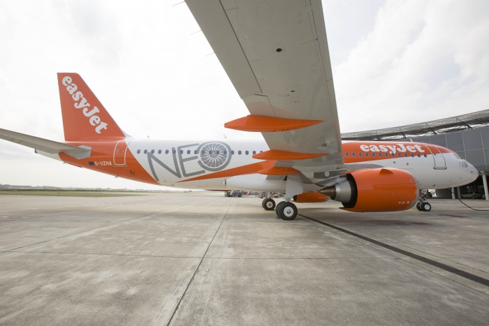 easyJet prepares for busiest ever day