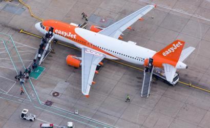 easyJet prepares for record breaking weekend as school holidays start