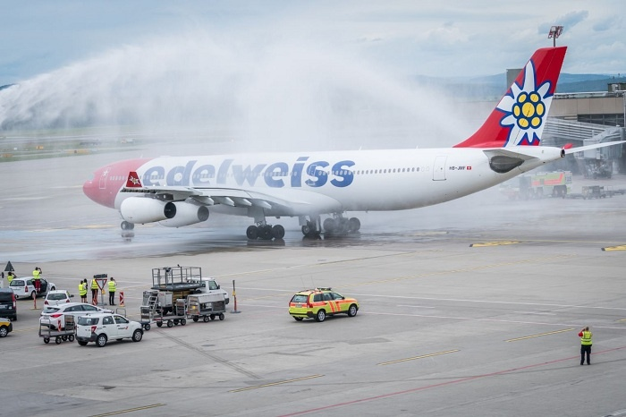 Edelweiss launches new flights to San Diego, California