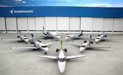 Embraer predicts sales of $96bn in US aviation by 2035