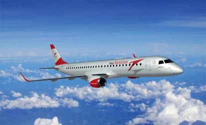 Austrian Airlines to inherit Embraer 195 fleet from Lufthansa CityLine