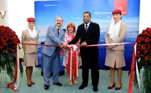 Emirates opens dedicated lounge at Atatürk Airport
