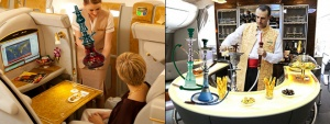 Emirates to trial shisha lounge on Airbus A380