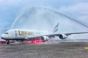 Emirates launches new Dubai-Athens-New York route