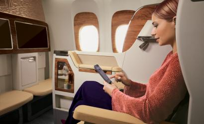 Emirates goes global with in-flight Wi-Fi coverage