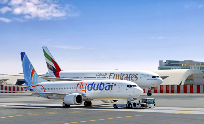Emirates and flydubai renew codeshare partnership