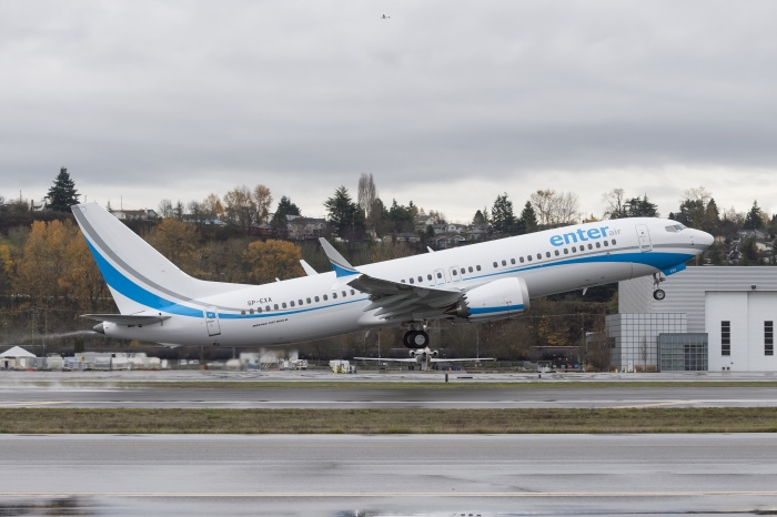 Enter Air signs with Boeing for four 737 Max planes
