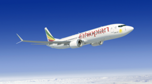 Ethiopian Airlines orders 20 Boeing 737 MAX 8 aircraft