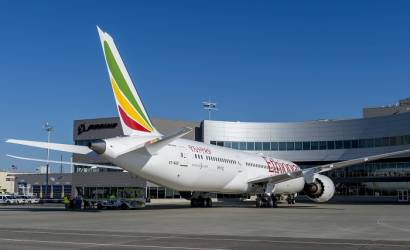 Ethiopian Airlines receives first African Boeing 787-9