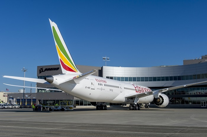 Ethiopian Airlines launches Manchester-Addis Ababa connection, via Brussels