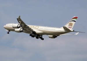 Etihad Airways and American Airlines strengthen ties