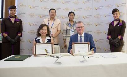 Etihad inks Thai tourism deal at Expo Milano