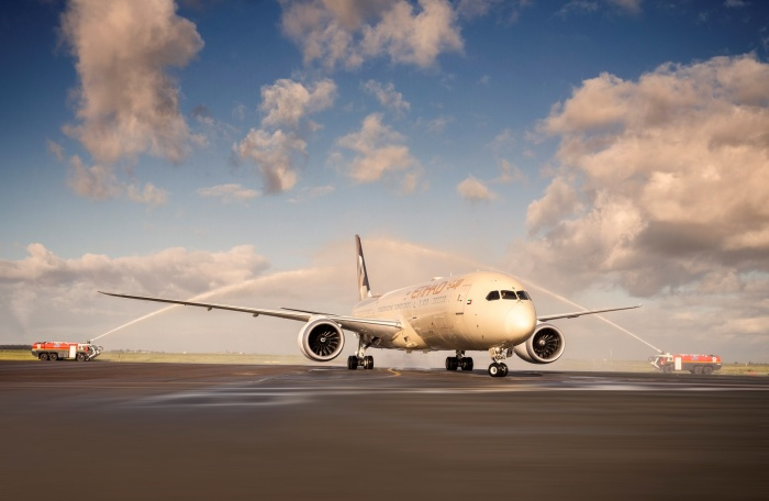 Etihad Airways introduces 787-9 Dreamliner on Casablanca route