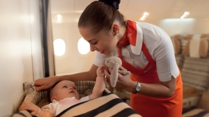 Etihad Airways launches new flying nanny service