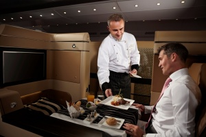Etihad Airways passengers to received first class treatment