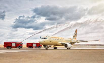 Etihad Airways launches first flights to Baku, Azerbaijan