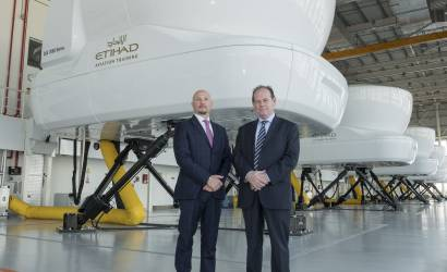 Etihad reopens aviation training facility in Abu Dhabi