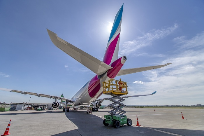 Eurowings takes off for Punta Cana, Dominican Republic