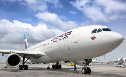 Eurowings integrates 77 planes from failed airBerlin fleet