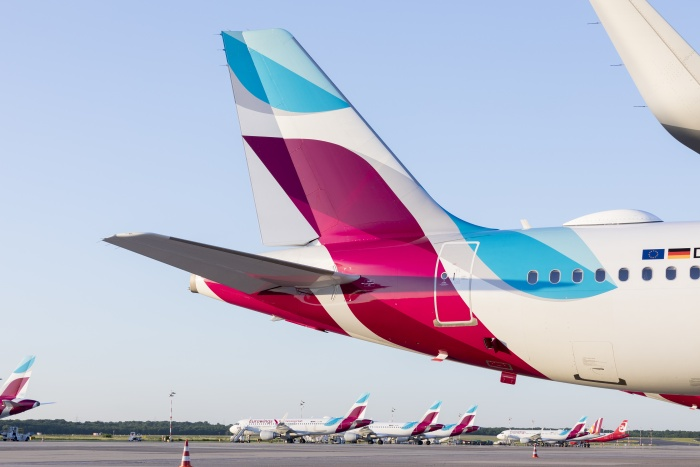 Eurowings launches Newark connections out of Düsseldorf