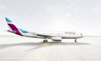 Eurowings opens new Austrian subsidiary