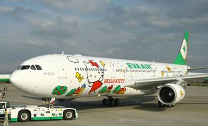 EVA Air to launch new flight to Houston in June 2015