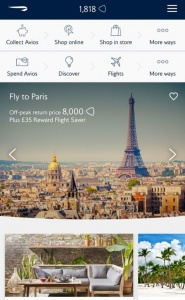 British Airways launched new app to Executive Club members