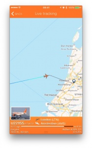 easyJet to offer live aircraft tracking with Flightradar24