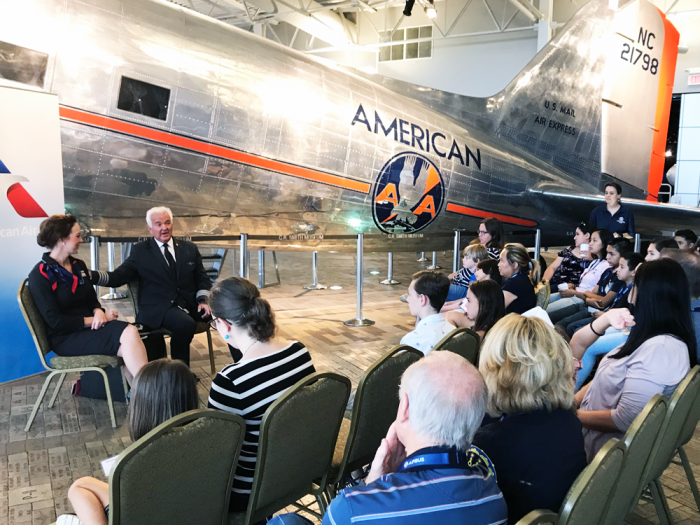 American Airlines to reopen CR Smith Museum this weekend