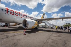 fastjet sells only aircraft for $8m