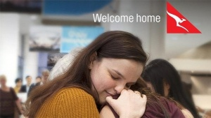 Qantas launches 'Feels Like Home' advertising campaign