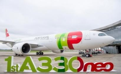 TAP Air Portugal takes delivery of first A330neo from Airbus