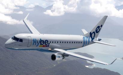 Flybe flights hit by disruption in the UK