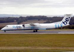 Flybe partners with Airdat to provide real time weather forecasting