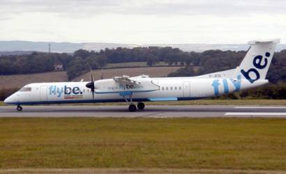 Flybe shares nosedive on profit warning