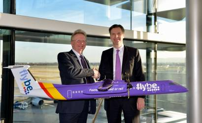 Flybe to offer routes from London Heathrow for first time