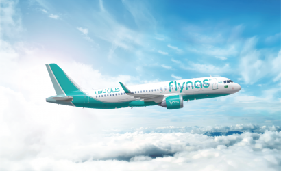 flynas welcomes latest Airbus A320neo to fleet in Saudi Arabia