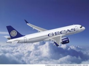 GE Capital Aviation Services signs firm order for 60 A320neo aircraft