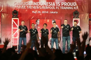Garuda Indonesia boosts Liverpool FC sponsorship
