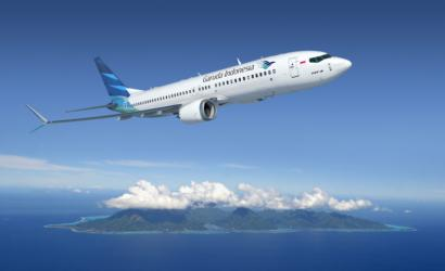 Garuda Indonesia tops OAG punctuality tables
